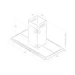 METEORITE ISLAND IXA120×60_DT