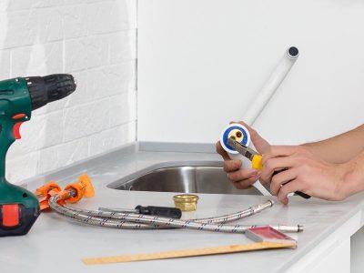 Come fare il buco al lavello da incasso