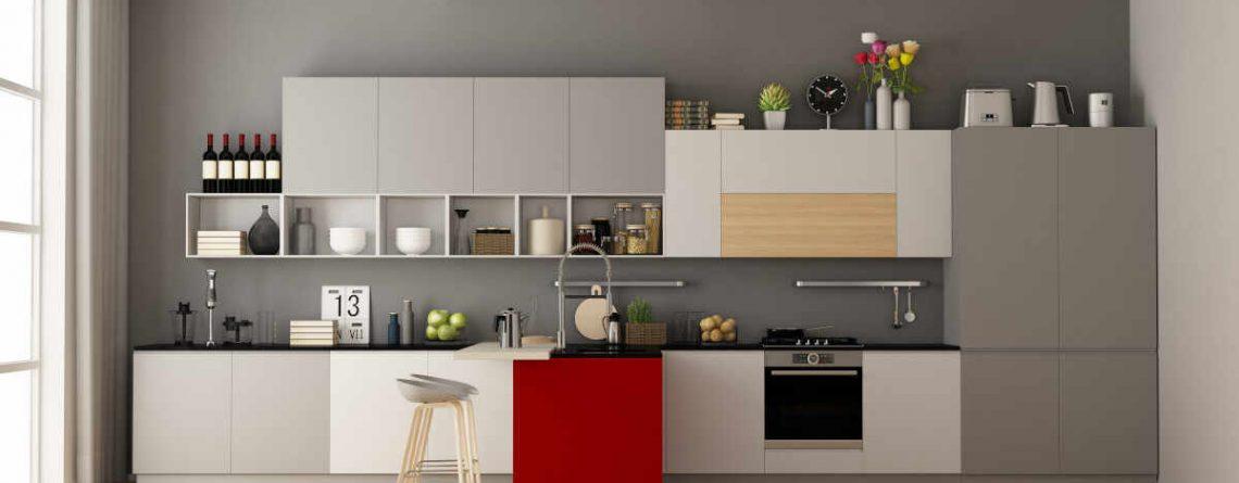 Cucina bianca e grigia: idee per farsi ispirare