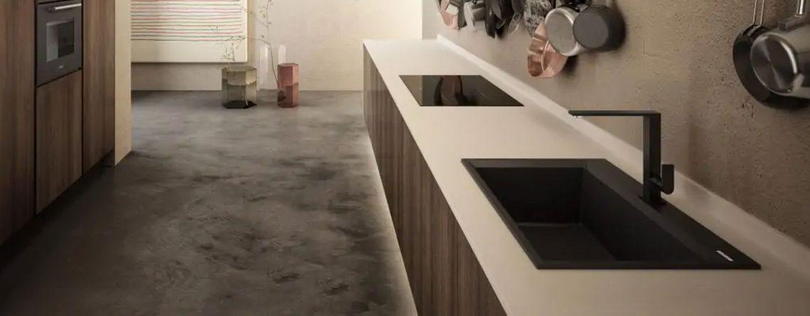 Keratek Elleci: la nuova frontiera dei lavelli in composito